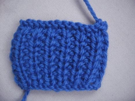 K1B KNITTING STITCH Free Knitting Projects